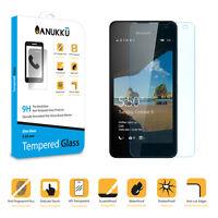 Pellicola Vetro Temperato Anukku 0.26mm Protettiva Per Nokia Microsoft Lumia 550