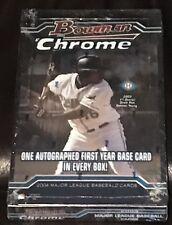 (2 Box Lot) 2004 Bowman Chrome Baseball Factory Sealed Hobby Box