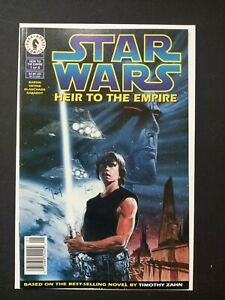 Star Wars Heir To The Empire #1 Newsstand, 1st Appearance Of Thrawn VF/VF+...