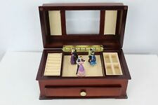 Mr Christmas Musical Animated Jewelry Box Plays Christmas & Classic Music