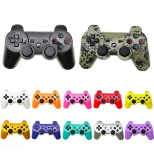 PS3 PlayStation 3 DualShock 3 Wireless Bluetooth SixAxis Controller GamePad NEW#