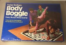 Body Boggle Board Game Parker Brothers Twister Style Spelling  New Sealed