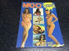 MACHO ESPECIAL VERANO 1979  Magazine  vitange Spanish