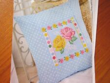 Cross stitch chart by Lucie Heaton for some Chintzy Roses
