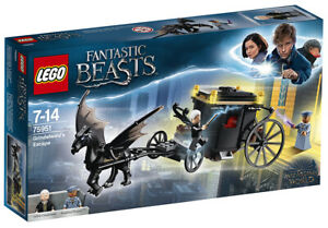 Lego Fantastic Beasts Le Fuga De Grindelwald Kit 75951 Lego