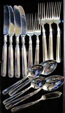ZWILLING JA Henckels Vintage 1876 18/10 Flatware Lot of 14 Spoons, Forks, Knives