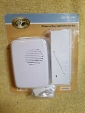 HB Wireless Door Bell Extender Kit