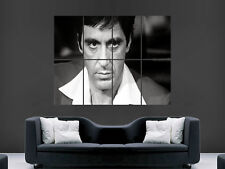 Al Pacino Scarface Classic GIANT POSTER ART PICTURE PRINT Grande