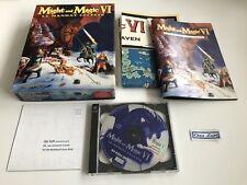 Might And Magic VI 6 Le Mandat Céleste - PC Big Box - FR - Avec Notice