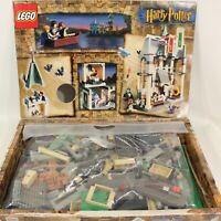 Lego Set # 4709 Harry Potter HOGWARTS CASTLE With Box & Instructions