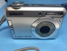 Sony Cybershot S650 7.2MP Digital Camera 3x Optical Zoom + TESTED $22 OBO