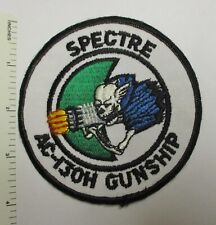 US AIR FORCE AC-130H SPECTRE GUNSHIP PATCH Original