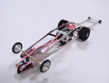 Parma EDGE #452 w/Pro Slot S16D Complete Rolling 1/24 Drag Slot Car- less body