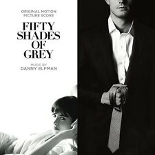 Fifty Shades Of Grey (Score) / O.S.T. - Danny Elfman (2015, CD NIEUW)