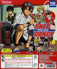 Takara Tomy Sket Dance Deformed Mini Keychain Mascot Figures Part 1 Complete Set