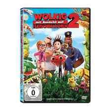 DVD wolkig CON VISTAS auf Albóndigas 2 Material BONUS Película de animación