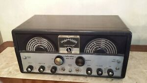 HALLICRAFTERS RADIO RECEIVER HAM SX-99 WORKS GREAT POWERFUL TESTED