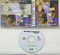 EXTRA LOUNGE VOL. 2 CD