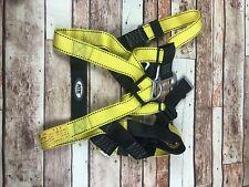 Full Body Safety Rock Climbing Arborist Tree Rappelling Harness Safety Belt NTR