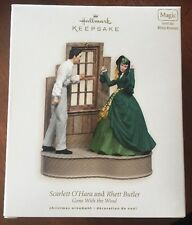 Hallmark SCARLETT O'HARA AND RHETT BUTLER - Gone With the Wind - Magic - 2007
