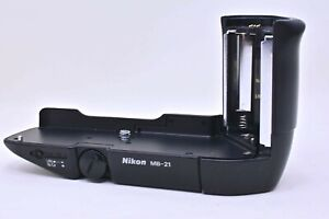 [ EXCELLENT +5 ] Nikon MB-21 High Speed Battery Pack Grip for F4 F4S from JAPAN