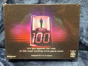 1 vs 100 Board Game - Pressman 2007 - Brand NEW Sealed