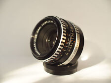 Excellent Carl Zeiss Jena Pancolar 1.8/50mm Zebra M42, to Canon,NEX,GH4,BMPCC,