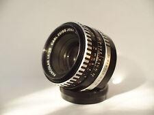 Excellent Carl Zeiss Jena Pancolar 1.8/50mm Zebra M42, to Canon,NEX,GH4,BMPCC,
