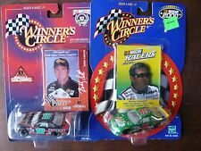 2 - Winner's Circle #18 Bobby Labonte Nascar Racers & Small Soldiers 1/64