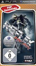 PlayStation Sony PSP MX vs ATV reflex alemán como nuevo