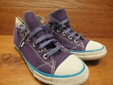Superdry Purple Canvas Casual Trainers UK 4 EU 36.5  - BRAND NEW