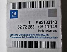 [NEU] Original Opel Satz Wischerblätter für Zafira B RL [GM-NR: 93183143]