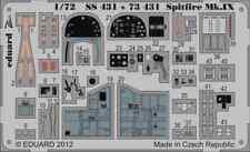 Eduard Ss431 -spitfire Mk. IX 1/72 (italeri)