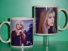 STEVIE NICKS - Fleetwood Mac - with 2 Photos - Designer Collectible GIFT Mug 01