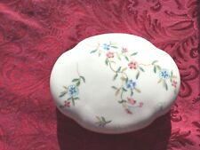 Haviland Limoges-France-Trinket box with flowers