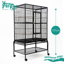 Paw Mate Aviary Stand-Alone Bird Cage - Large