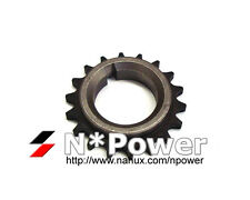 Timing Crank Gear Sprocket FOR NISSAN KA24DE 2.4L DOHC Bluebird	U13	 	1993-1997