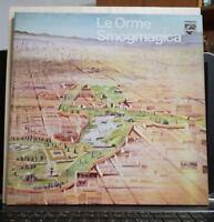 LE ORME - SMOGMAGICA - VINILE 33 GIRI ORIGINALE NUOVO - 1975 GATEFOLD