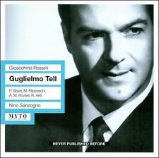 Gioacchino Rossini Guillaume Tell, New Music