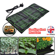 More details for 50x25cm waterproof plant seedling heating mat seed  germination grow heating pad