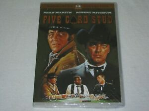 Five Card Stud - Brand New & Sealed - Region 4 - DVD