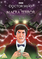 Doctor Who: The Macra Terror DVD (2019) Ian Stuart Black cert PG 2 discs
