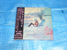 AFFINITY s/t Mini LP CD JAPAN AIRAC-1046 / Linda Hoyle Mo Foster