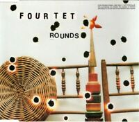 FOUR TET rounds (CD, album, promo) leftfield, experimental, very good condition,