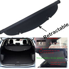 Aluminum Alloy Trunk Cargo Cover Security Shield Shade For Mazda CX-5 2017 2018