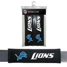Detroit Lions Seatbelt Shoulder Protector Pads