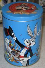 1989 Bugs Bunny 50th Anniversary Brachs Candy Tin - Looney Tunes