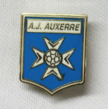 High Quality Enamel Finish Pin Badge - France A.J. AUXERRE FC FOOTBALL CLUB