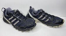 Adidas Men's Sz 12 Kanadia TR 5 Winterized Black Athletic Trail Running Shoes