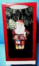 "Hallmark ""Woodland Santa"" Ornament 1996"